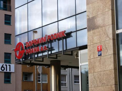 Dopravní podnik postaví novou budovu vozovny Hloubětín. Foto Praha Press