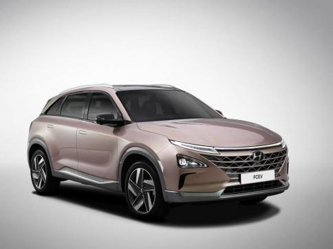 Hyundai představí nový vůz s vodíkovým pohonem, foto Hyundai Motor Czech s.r.o.