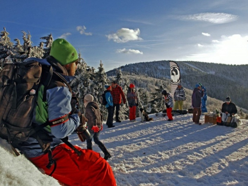 Přijďte slavit na Pustevny mezinárodní oslavy sněhu, foto Destinační managment turistické oblasti Beskydy-Valašsko o.p.s.