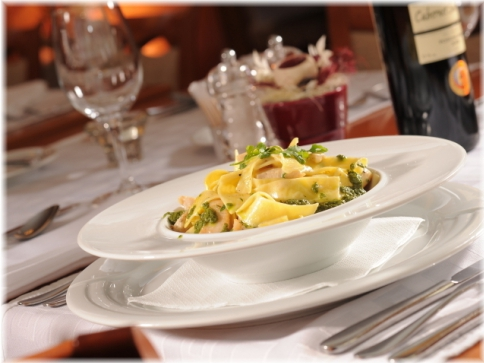 Gastronomie, kulinářství - Hotely Srní
