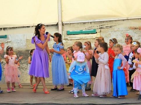Family Day na zámku – den plný zábavy, atrakcí a soutěží