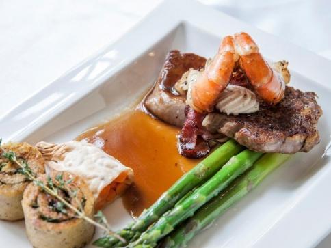 Kulinářství a gastronomie v Hotelu Grand Spa Marienbad