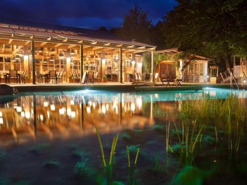 Tourist Green Resort Garden Village Bled