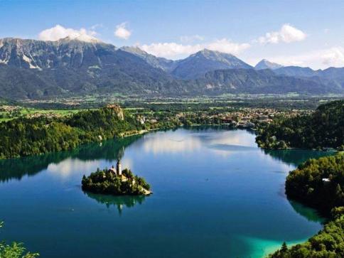 Tip! Dovolená v kouzelné přírodě Julských Alp