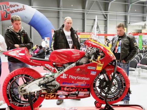 Odborníci i fandové motosportu zamíří do Brna na MOTOSALON 2018, foto BVV.