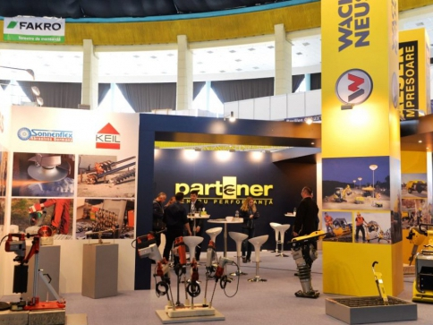 Construct Expo v Bukurešti proběhne v druhém březnovém týdnu, foto: constructexpo.ro