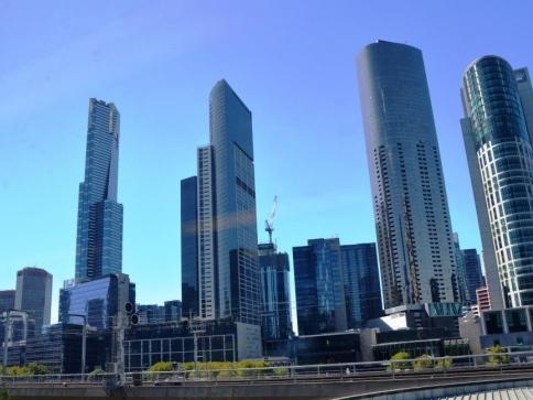 Nejlepší světová města pro život, Melbourne, foto: Stanislava Nopová