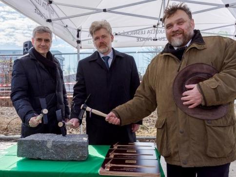 Lesnická fakulta bude mít High-Tech pavilon. Foto: Česká zemědělská univerzita v Praze