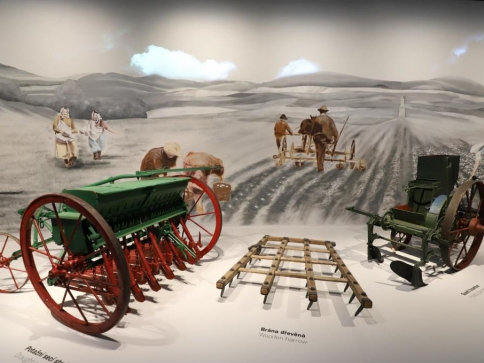 Národní zemědělské muzeum otevřelo novou expozici, foto: NZM