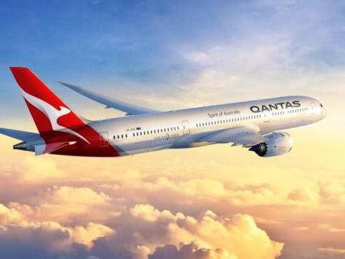 Letecká společnost QANTAS láká rekordem na cestu do Austrálie, foto: QANTAS