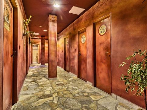 Luxusní wellness centrum