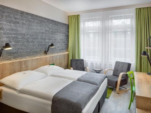 Ničím nerušené moderní ubytování
