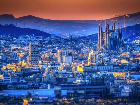 Odborníci se chystají na mezinárodní veletrh ALIMENTARIA 2018, ilustrační foto Barcelona: Walkerssk, pixabay.com