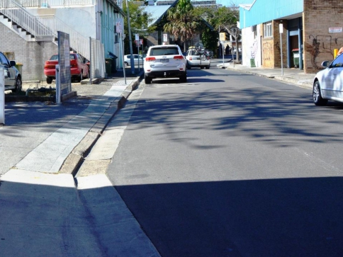 V Austrálii silnice umí, foto: Stanislava Nopová