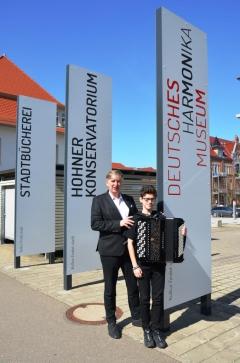 Oceňujeme mezinárodní úspěch českého hudebníka Martina Kota, foto: Ladislav Horák