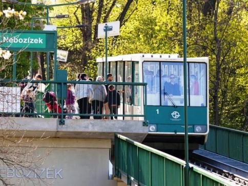 Lanová dráha na Petřín podstoupí nezbytnou opravu, foto: DPP