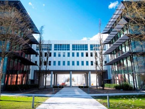 BMW otevřelo kampus zaměřený na autonomní jízdu, foto: BMW AG