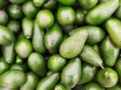 Avokádo a tropické ovoce přednostně na veletrhu MACFRUT 2018 v italském Rimini, foto: pixabay.com