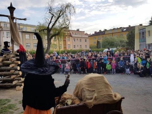 Žižkovské čarodějnice budou na Pražačce, foto: ÚMČ Praha 3