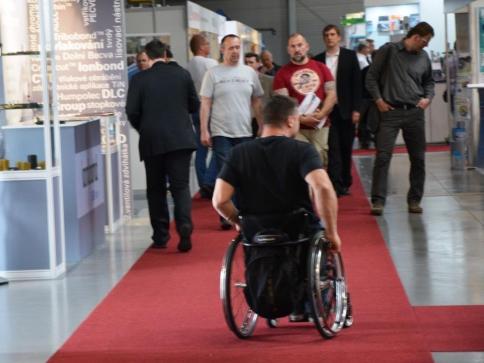 Zaměstnavatele lidí s handicapy může veřejnost nominovat do soutěže Stejná šance, foto: Praha Press