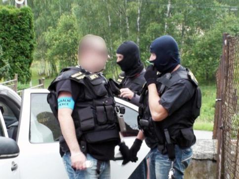 GIBS stíhá policistu z Prahy za podvody, foto: GIBS