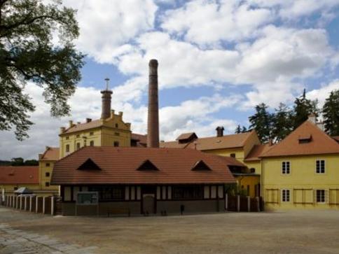 Foto: NTM, Budova bývalého pivovaru