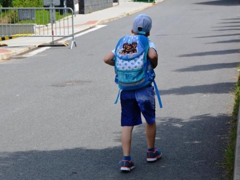 K zápisu do škol přišlo v Praze 4 přes 1.800 dětí. To je více než loni, foto: Praha Press