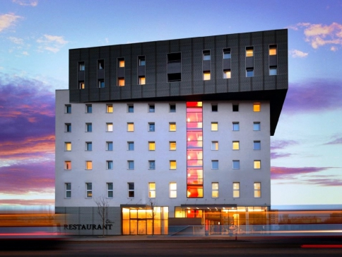 Společnost CPI Hotels provozuje v Olomouci nový hotel Comfort, foto: CPI