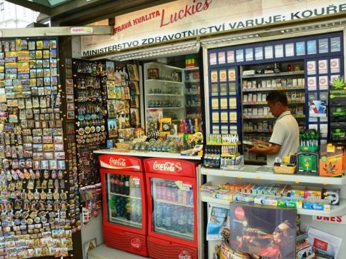V České republice kouří asi čtvrtina lidí, foto: Praha Press