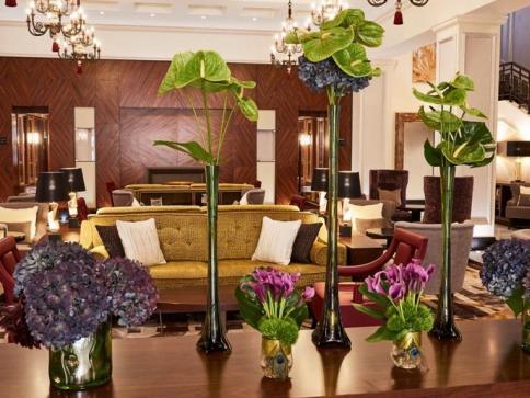 Grand Hotel Kempinski Riga (5 Stars)