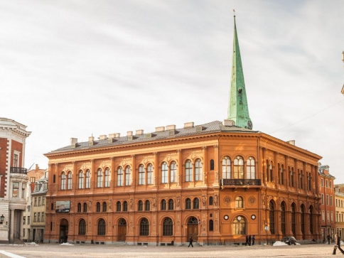 Riga - skvost Pobaltí