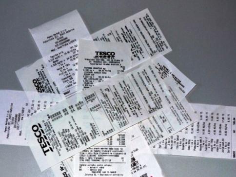 Při slevách si u pokladny kontrolujte účtenku, ceny se mohou lišit, ilustrační foto