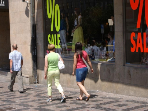 Česká ekonomika rostla díky domácí poptávce, foto: Praha Press