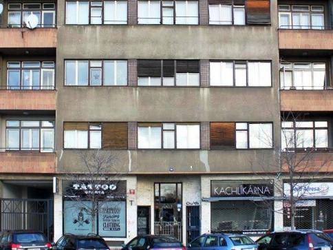 Stomilionový bytový dům pro Prahu 7, foto: ÚMČ Praha 7