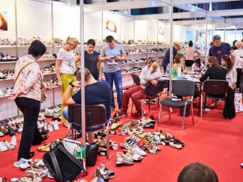 Obuvnický veletrh EURO SHOES v Moskvě má dobré načasování, foto: footwear Exhibition Euro Shoes © 2007-2018 Russia, Moscow