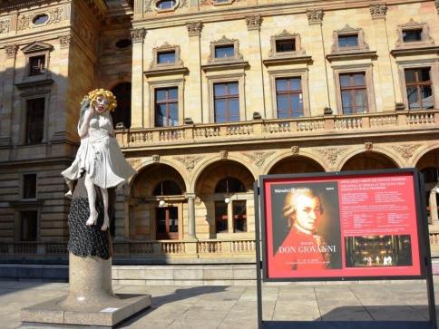 Legendární inscenace Dona Giovanniho zkrášluje letošní léto, foto: Praha Press