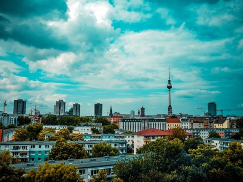Vše pro vydavatelský průmysl najdete v Berlíně, ilustrační foto