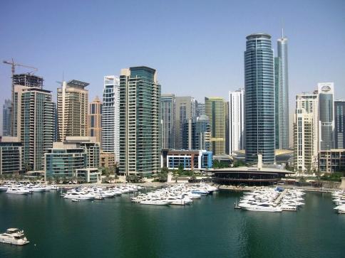 Dubaj City, fascinující kousek světa