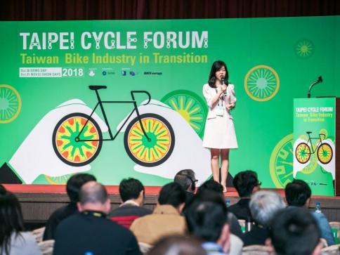 Mezinárodní cyklistický veletrh se bude konat v Taipei, foto: taipeicycle.com.tw