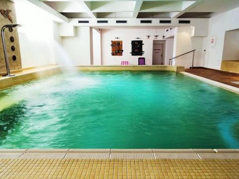 5denní wellness vánoční pobyt ve Wellness hotelu Centrál***. Relaxace bez omezení