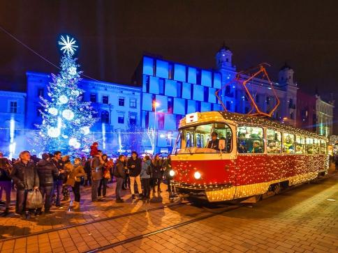 Brno vánoční, foto: ©Michal Růžička TIC Brno