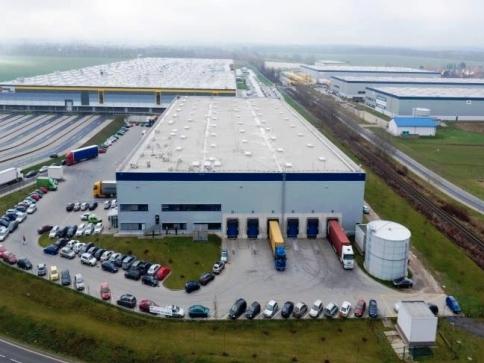 Sektor logistiky ovládl Prahu, rok 2017 je již překonán, foto: Cushman & Wakefield