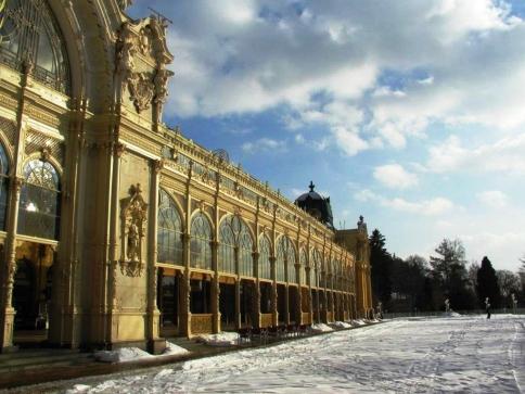 Kouzelné Mariánské Lázně na zimu neusínají, foto: MÚ Mariánské Lázně