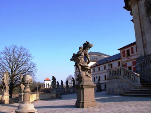 Dobíhají poslední prohlídky hospitálu Kuks pro rok 2018, foto: Praha Press