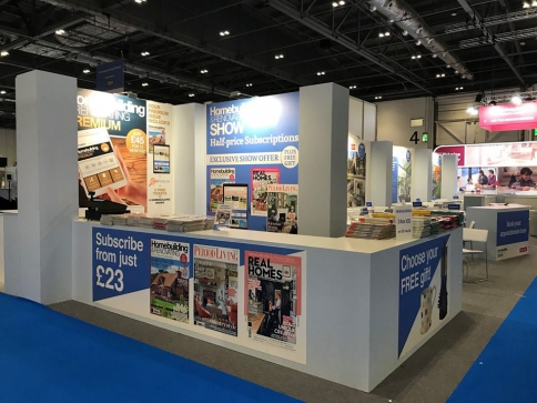 Foto: farnborough.homebuildingshow.co.uk