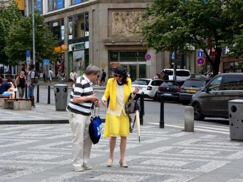 Od začátku roku do Prahy přijelo téměř 6 milionů návštěvníků, foto: Praha Press