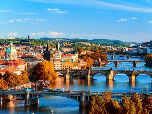 Romantická Praha, foro pixabay.com