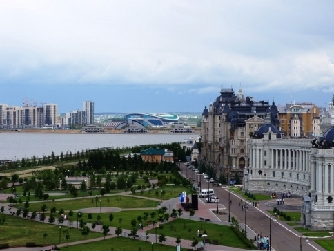 Export do Ruska i přes nepříznivé podmínky stále stoupá, foto: město Kazaň