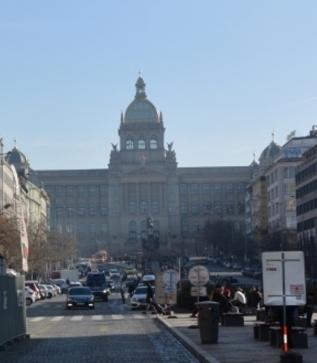Historická budova Národního muzea v únoru uzavřena, foto: Praha Press
