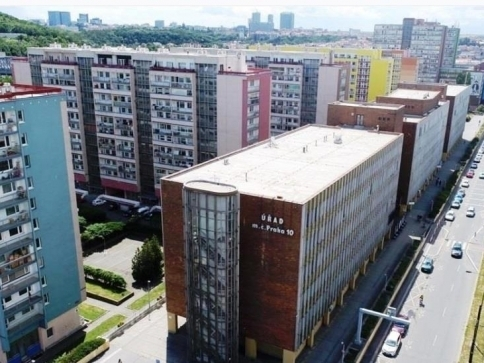Praha 10 spouští interaktivní mapu volných nebytových prostor k pronájmu, foto: ÚMČ Praha 10